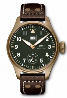 "Grande montre d'aviateur grande date Spitfire Edition ""Mission Accomplished"""