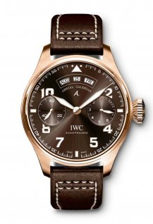 "Big Pilot's Watch Annual Calendar Edition ""Antoine de Saint Exupéry"