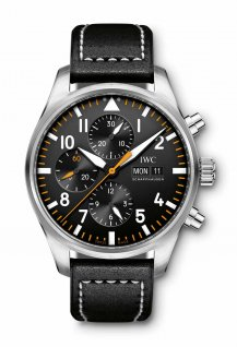 "Montre d'Aviateur Chronographe Edition ""Staffel 11 """