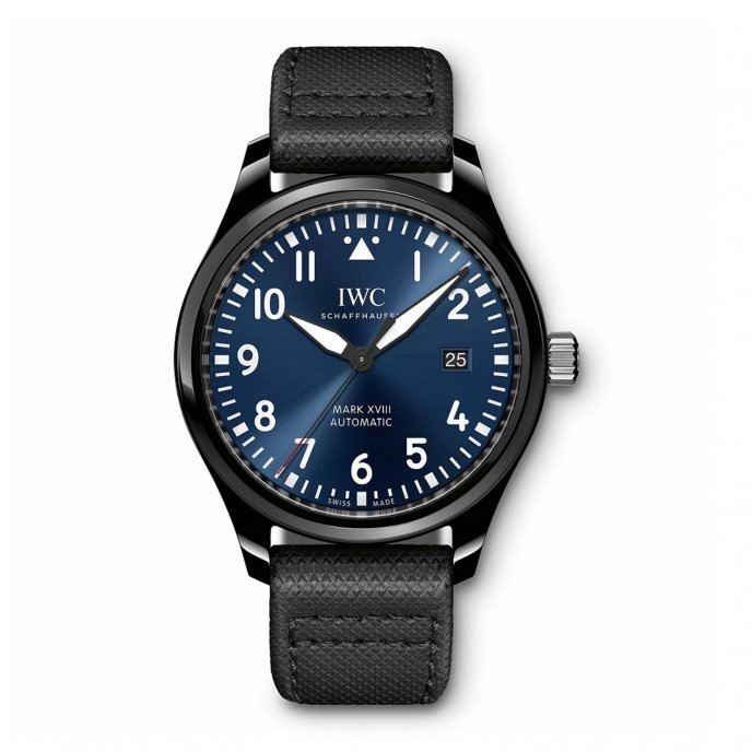 "Pilot's Watch Mark XVIII ""Laureus Sport for Good Foundation"" Edition"