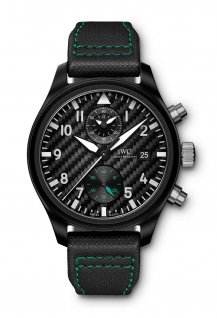 Montre d'Aviateur Chronographe Édition « Mercedes- AMG Petronas Motorsport »