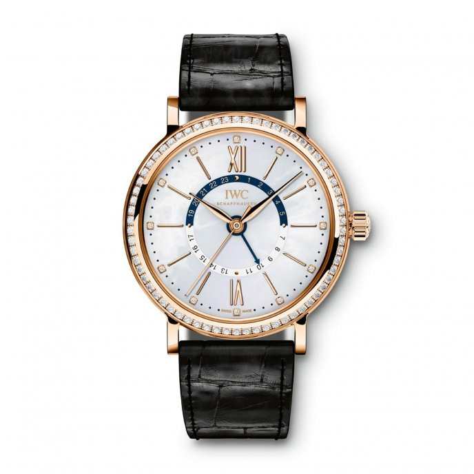 IWC Portofino Midsize Automatic Day & Night IW459102 watch-face-view