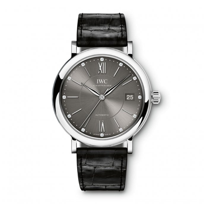 IWC Portofino Midsize Automatic IW458102 watch-face-view