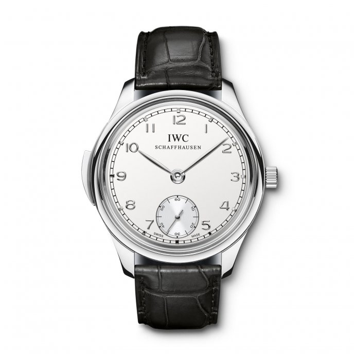 IWC Portuguese Minute Repeater IW544906 - watch face view