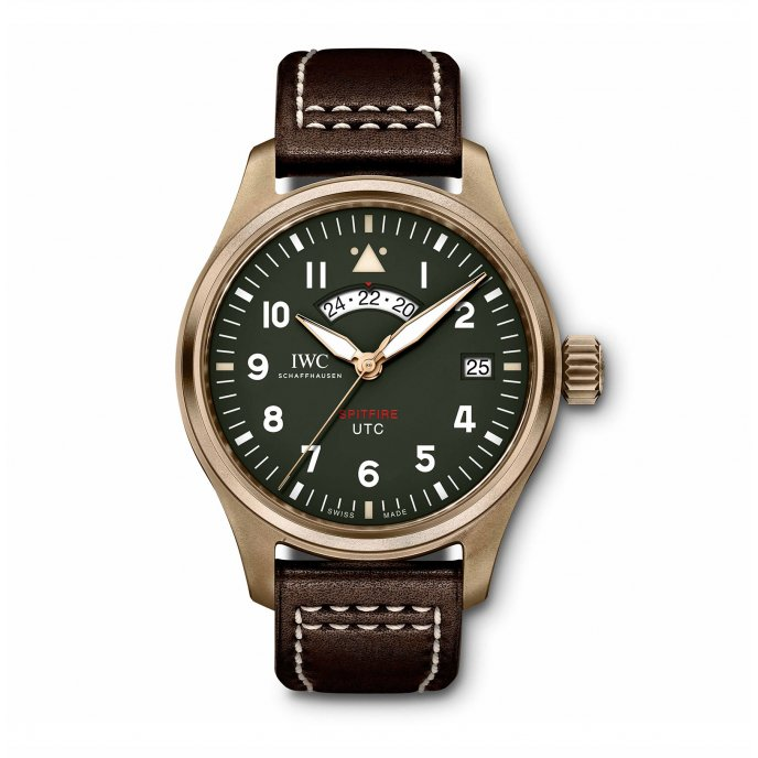 "Montre d'Aviateur UTC Spitfire Edition ""MJ271"""