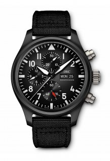 Montre d'Aviateur Chronographe Top Gun