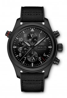Double Chronographe Top Gun Ceratanium