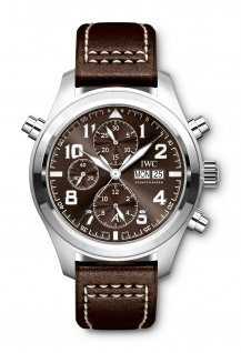 Pilot's Watch Double Chronograph Edition « Antoine de Saint Exupéry »