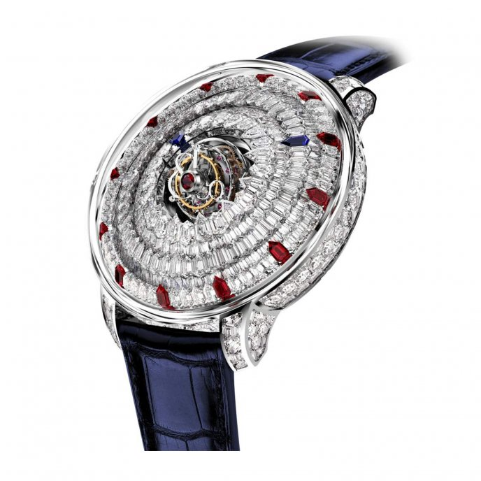 The Mystery Tourbillon