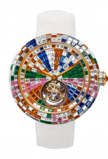 Brilliant Tourbillon