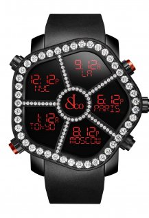 Ghost Single Row Diamond Bezel