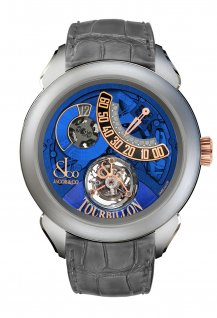Palatial Tourbillon Jump Hour