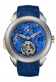Palatial Tourbillon Minute Repeater