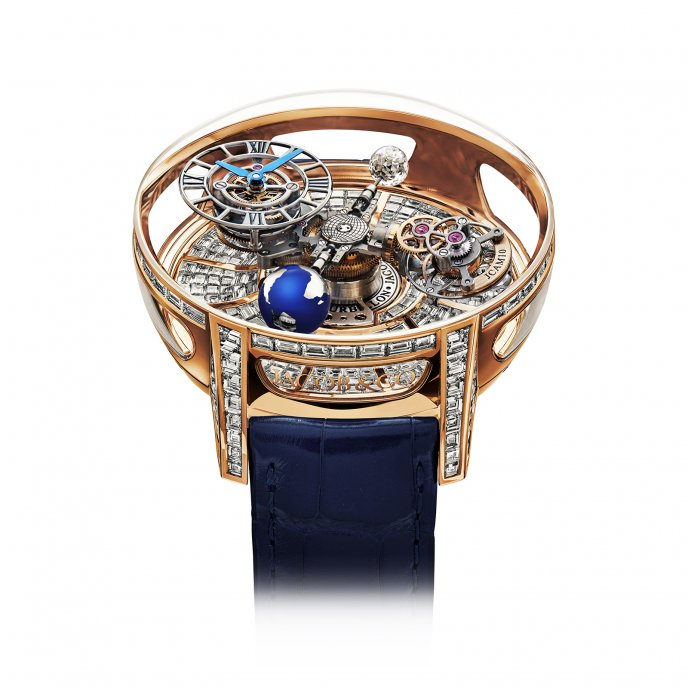 Astronomia Tourbillion Revolution