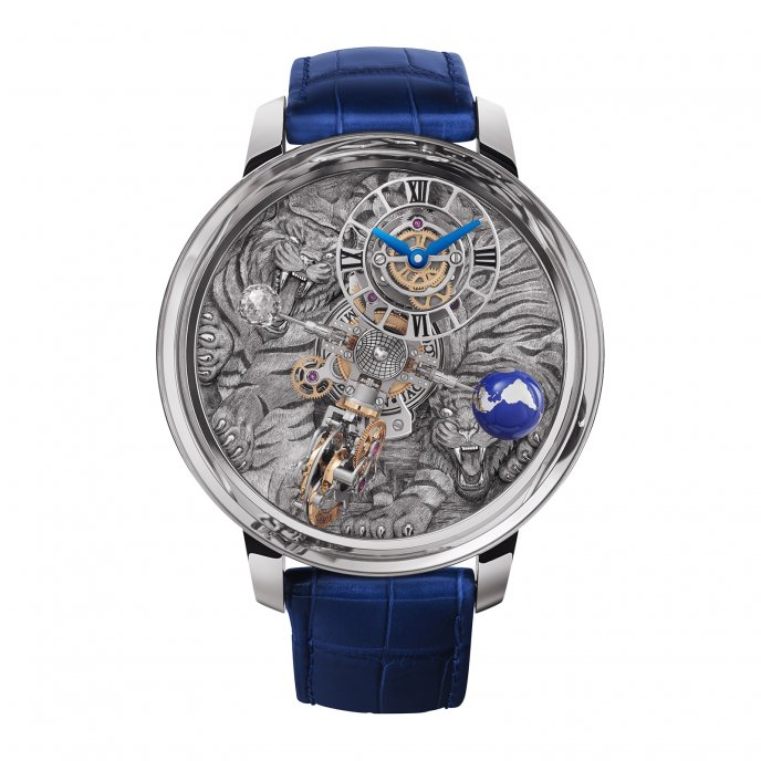 Astronomia Tourbillon Tiger