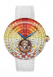 Brilliant Arlequino Flying Tourbillon