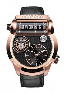 Epic SF24 Flying Tourbillon