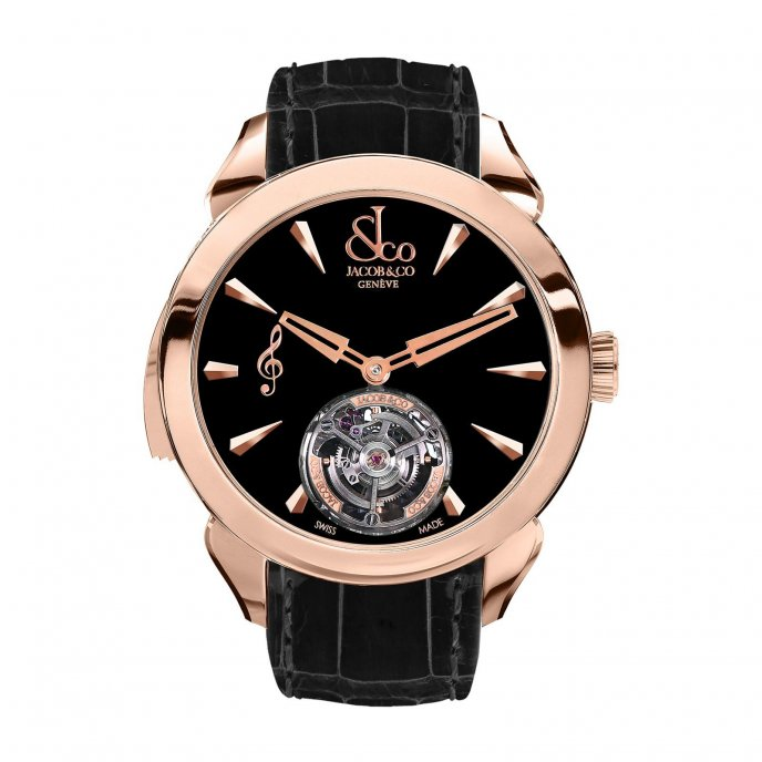 Palatial Tourbillon Volant Répétition Minute