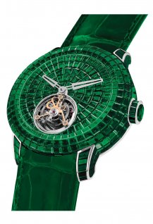 Caviar Emerald Tourbillon