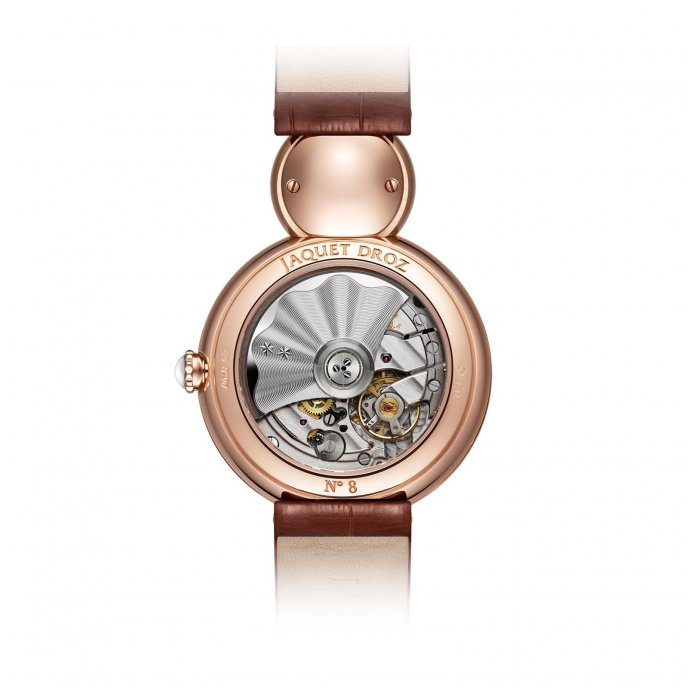 Jaquet Droz Lady 8 J014503270 Watch-back-view