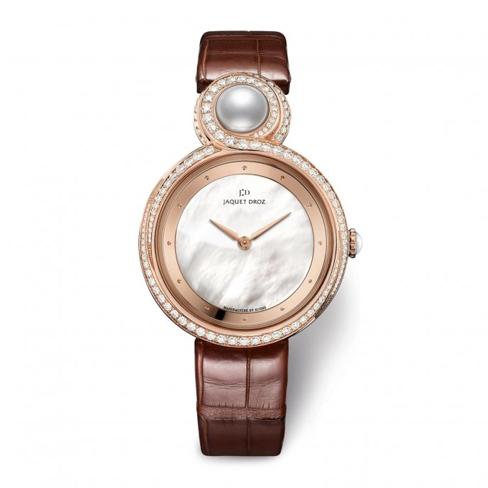 Jaquet Droz Lady 8 J014503270 Watch-face-view