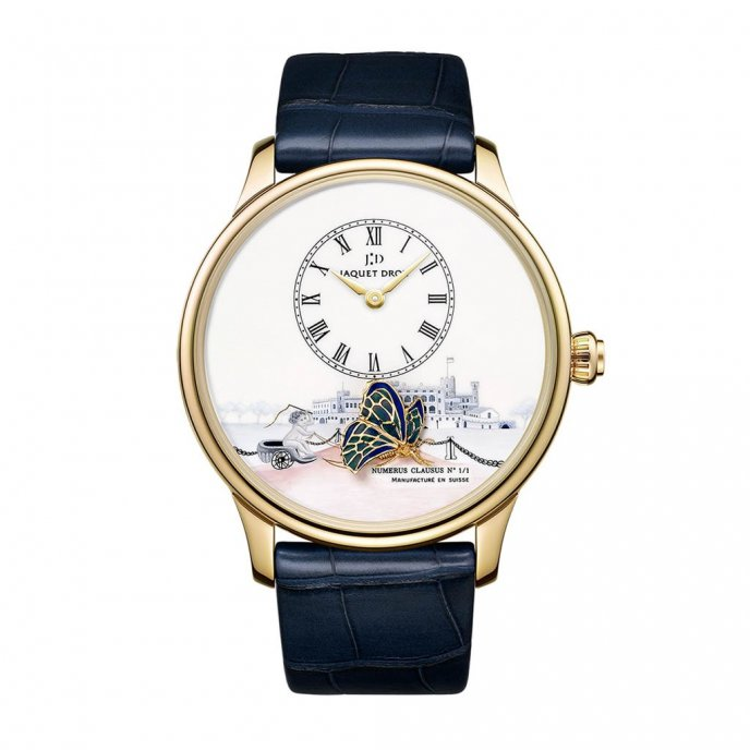jaquet droz-les ateliers d art-the loving butterfly only watch-j005031201