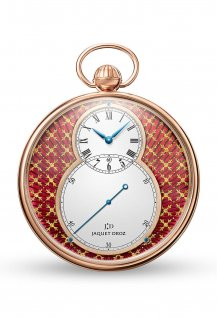 Pocket Watch Paillonnée