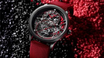 Grande Seconde Skelet-One Only Watch Watches