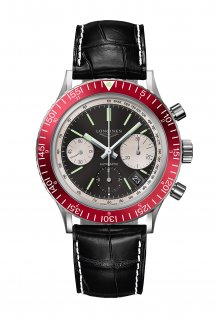 The Longines Heritage Diver 1967