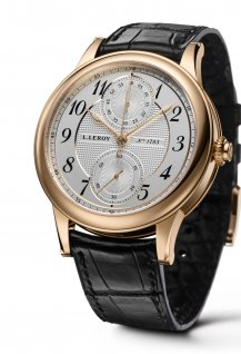 Chronographe Monopoussoir
