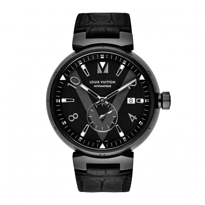 Tambour All Black Petite Seconde