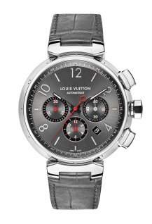 Tambour Essential Grey Chronograph