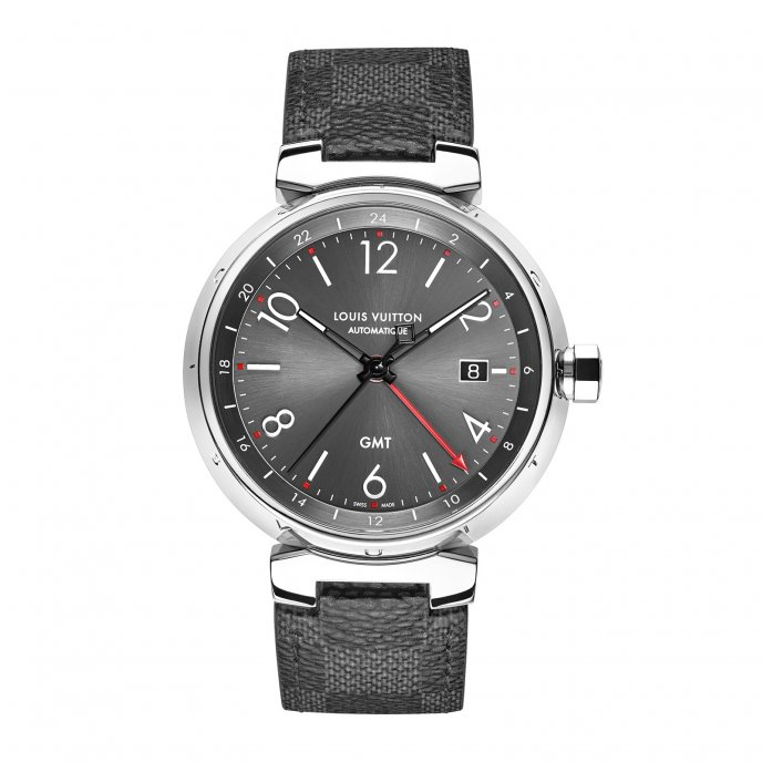 Tambour Essential Grey GMT