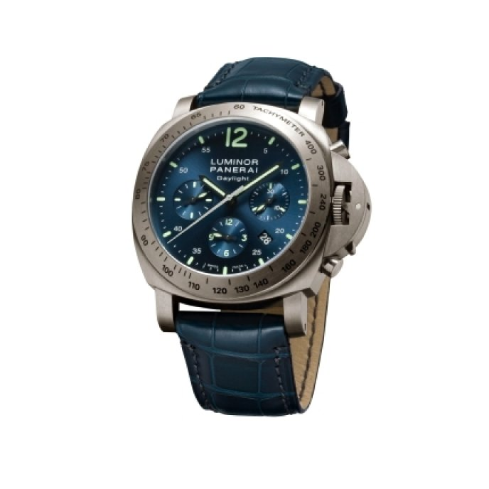 Panerai - Luminor Chrono Daylight 44mm en titane