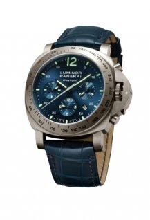 PAM00326 - Luminor Chrono Daylight 44mm en titane