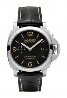 PAM01312 - Luminor Marina 1950 3 Days Automatic Acciaio - 44mm