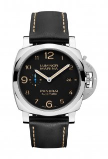 PAM01359 - Luminor Marina 1950 3 Days Automatic Acciaio - 44mm
