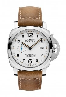 PAM01499 - Luminor Marina 1950 3 Days Automatic Acciaio - 44mm