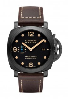 PAM00661 - Luminor Marina 1950 Carbotech 3 Days Automatic - 44mm