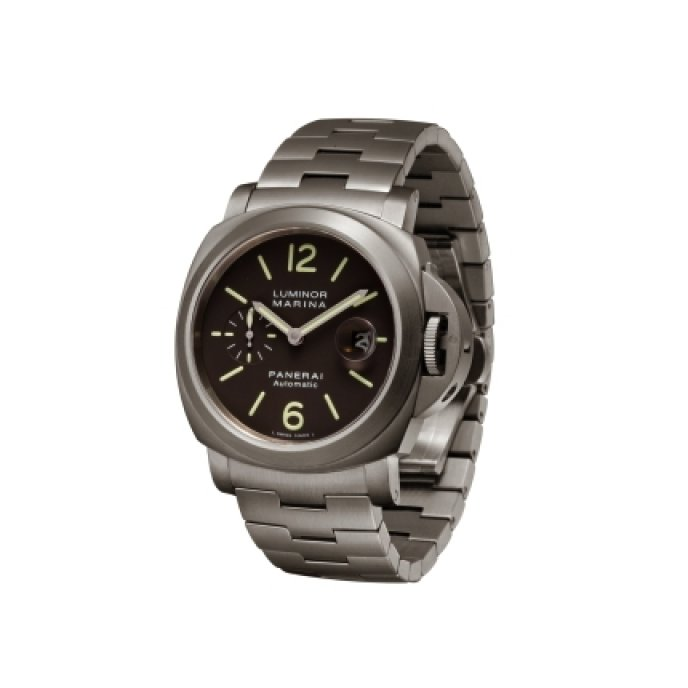Panerai - LUMINOR MARINA AUTOMATIC 44 MM TITANIUM BRACELET