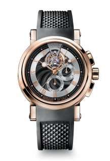Chronographe Tourbillon 5837
