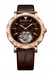 Ultra Flat Tourbillon 43mm