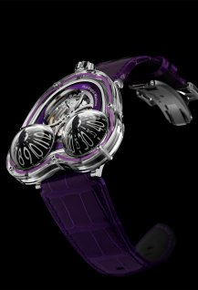 Horological Machine N°3 Frog X