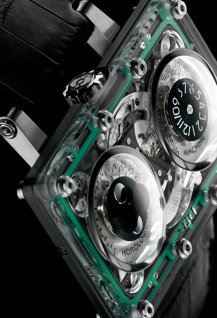 Horological Machine n°2 - Black SV
