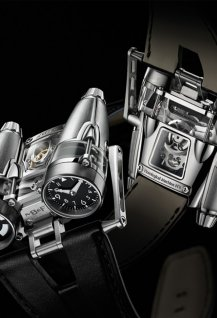 Horological Machine n°4 Double Trouble