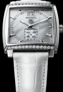 Monaco Watch Lady