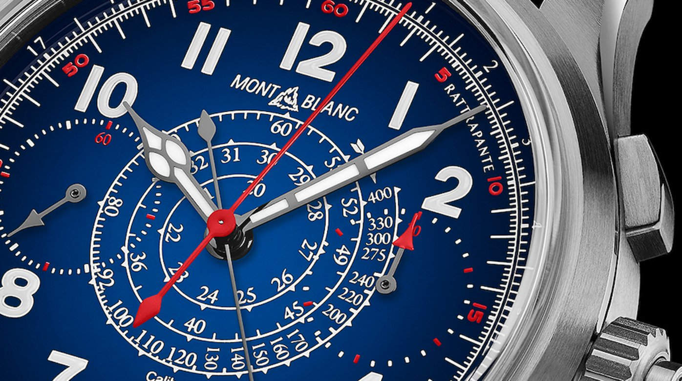 Montblanc - 1858 Split Second Chronograph Only Watch 2019