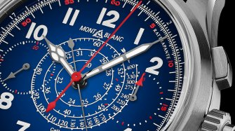 1858 Split Second Chronograph Only Watch 2019 Montres