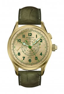 1858 Split Second Chronograph Limited Edition