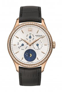 Heritage Chronométrie Quantième Annuel Vasco da Gama Diamonds Limited Edition 90